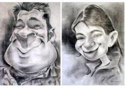 Caricature vu par dan 2